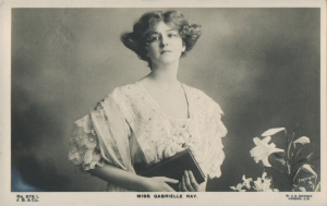 Gabrielle Ray (J. Beagles 678 L) 1905