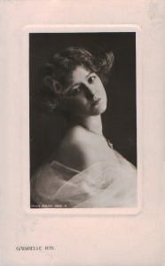 Gabrielle Ray (Philco 5009 A) 1904