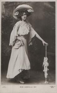Gabrielle Ray (Rapid 3031) 1906