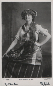Gabrielle Ray (Rapid 3737) 1906
