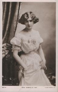 Gabrielle Ray (Rotary 1677 K) 1905