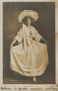 Gabrielle Ray (Rotary 391 T) 1904
