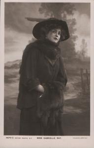 Gabrielle Ray (Rotary 4879 C) 1907