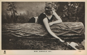 Gabrielle Ray (Tuck T1375)