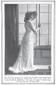 Good Housekeeping Magazine - July 1912