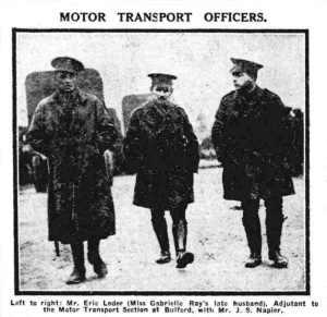 Eric Loder - Birmingham Gazette - Wednesday 03 February 1915