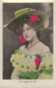 Gabrielle Ray - 1908