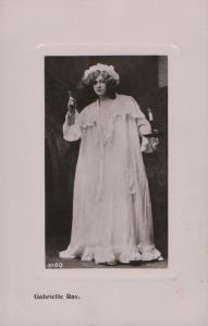 Gabrielle Ray (Davidson Bros. 3160)