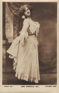Gabrielle Ray (Davidson Bros. 6171) 1906