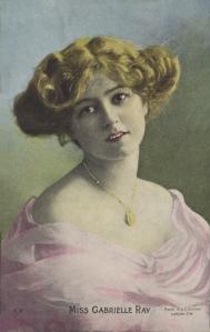 Gabrielle Ray (Giesen Bros. K 10) 1905