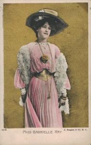 Gabrielle Ray (J. Beagles 415 K) 1906