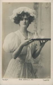 "Gabrielle Ray as ""Susan"" in ""Lady Madcap"" 1905 (J. Beagles 677 A)"