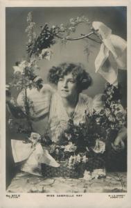 Gabrielle Ray (J. Beagles 677 C) 1905
