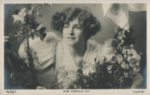 Gabrielle Ray (J. Beagles 677 D) 1905