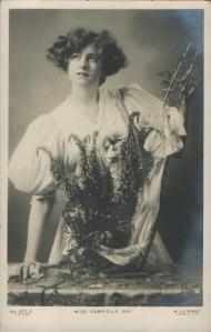 Gabrielle Ray (J. Beagles 677 E) 1905