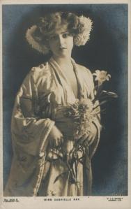 Gabrielle Ray (J. Beagles 679 K) 1905