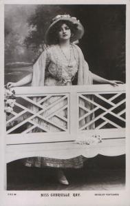 Gabrielle Ray J. Beagles 733 W) 1909