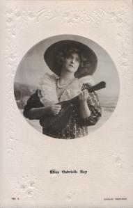 Gabrielle Ray (J. Beagles 782 E) 1909