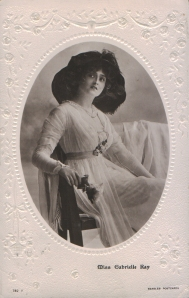 Gabrielle Ray (J. Beagles 782 Y) 1910