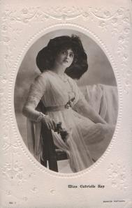 Gabrielle Ray (J. Beagles 782 Y) 1910