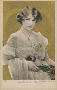 Gabrielle Ray (J. Beagles 814 O)