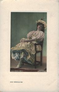 Gabrielle Ray (Philco 2087 F) 1908