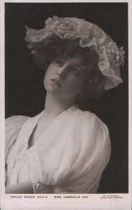 "Gabrielle Ray as ""Susan"" in ""Lady Madcap"" 1905 (Philco 3414 D)"