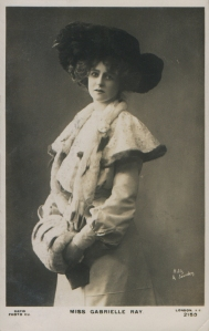 Gabrielle Ray (Rapid 2150) 1906