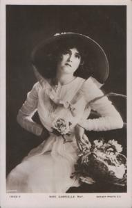 Gabrielle Ray (Rotary 11420 Y) 1905