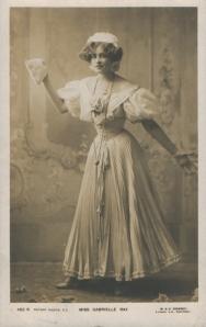 Gabrielle Ray (Rotary 462 R) 1905