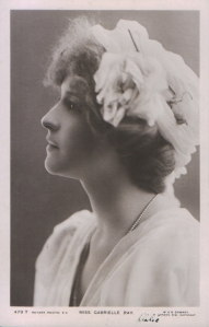 Gabrielle Ray (Rotary 479 T) 1905
