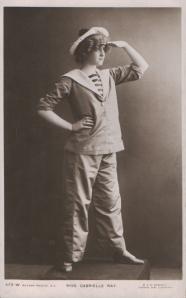 Gabrielle Ray (Rotary 479 W) 1905