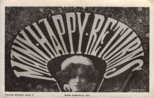 Gabrielle Ray (Philco 2066 C) 1907
