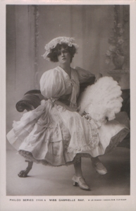 "Gabrielle Ray as ""Susan"" in ""Lady Madcap"" 1905  (Philco 3414 A)"