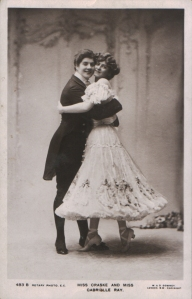 """Gabrielle Ray as """"Susan"""" in """"Lady Madcap"""" 1905 (Rotary 483 B)"""