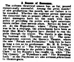 Flying Colours - Grantham Journal - Saturday 30 September 1916