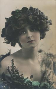 Gabrielle Ray (A 9 - 5) 1910