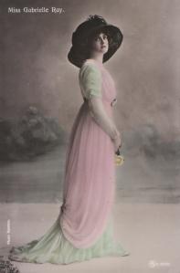 Gabrielle Ray (Aristophot E 2059) 1910