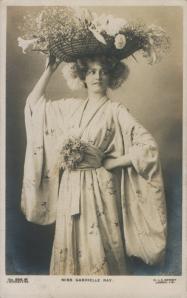 Gabrielle Ray (J. Beagles 696 M) 1906