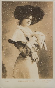 Gabrielle Ray (J. Beagles 814 H) 1906