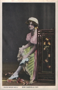Gabrielle Ray )Philco 2073 C) 1907