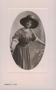 Gabrielle Ray (Rotary P. 1908 C)