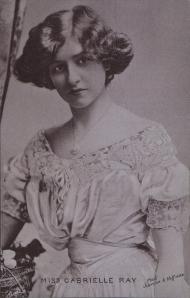 Gabrielle Ray (Tuck 6553)