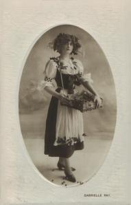 Gabrielle Ray (Davidson Bros.) 1911