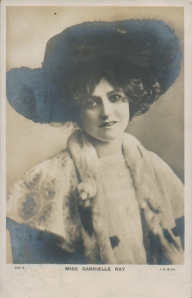 Gabrielle Ray (J. Beagles 329 X) 1905