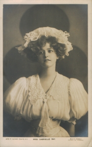 """Gabrielle Ray as """"Susan"""" in """"Lady Madcap"""" 1905 (Rotary 470 Y)"""