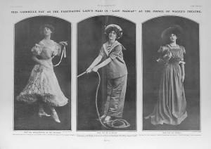 Lady Madcap - The Tatler - 29th November 1905