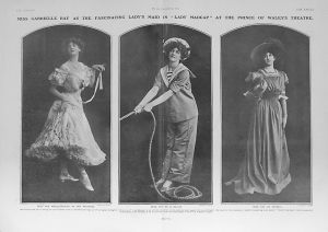 Lady Madcap - The Tatler - 29th November 1905