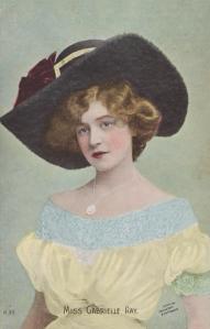 Gabrielle Ray (Giesen Bros. K 35) 1906