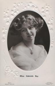 Gabrielle Ray (J. Beagles 764 O) 1908
